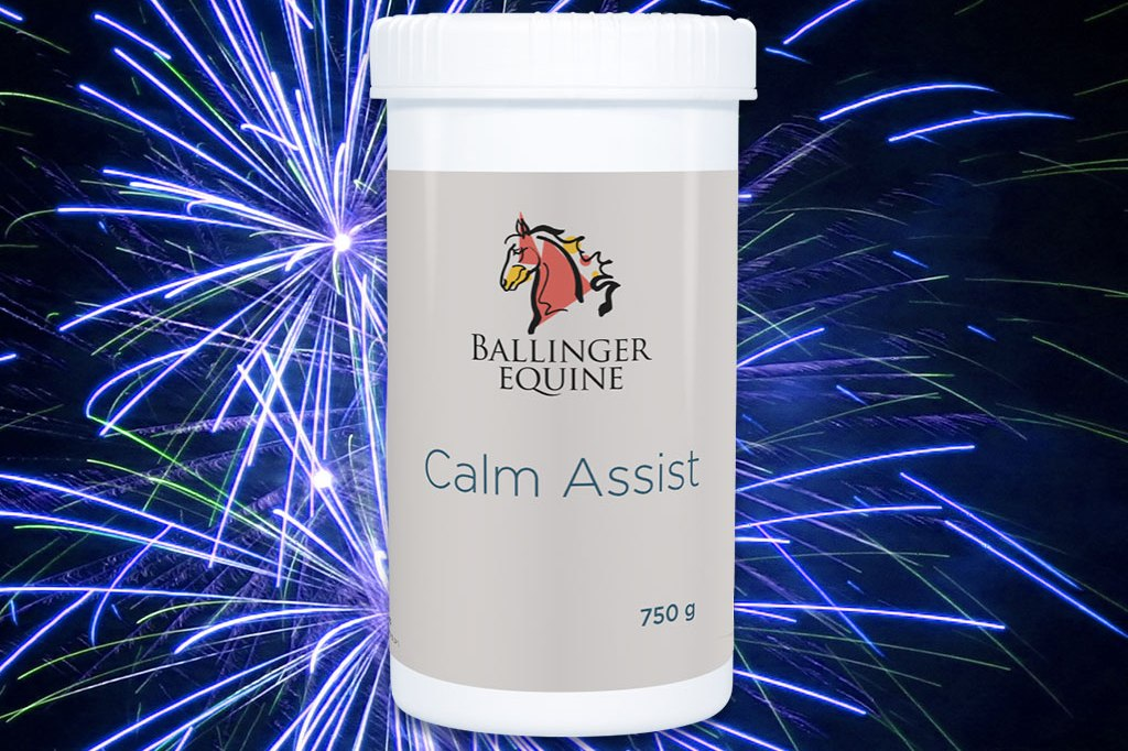 Ballinger Equine Calm Assist