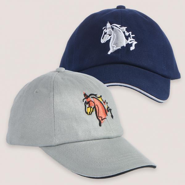 Ballinger Equine Baseball-Caps