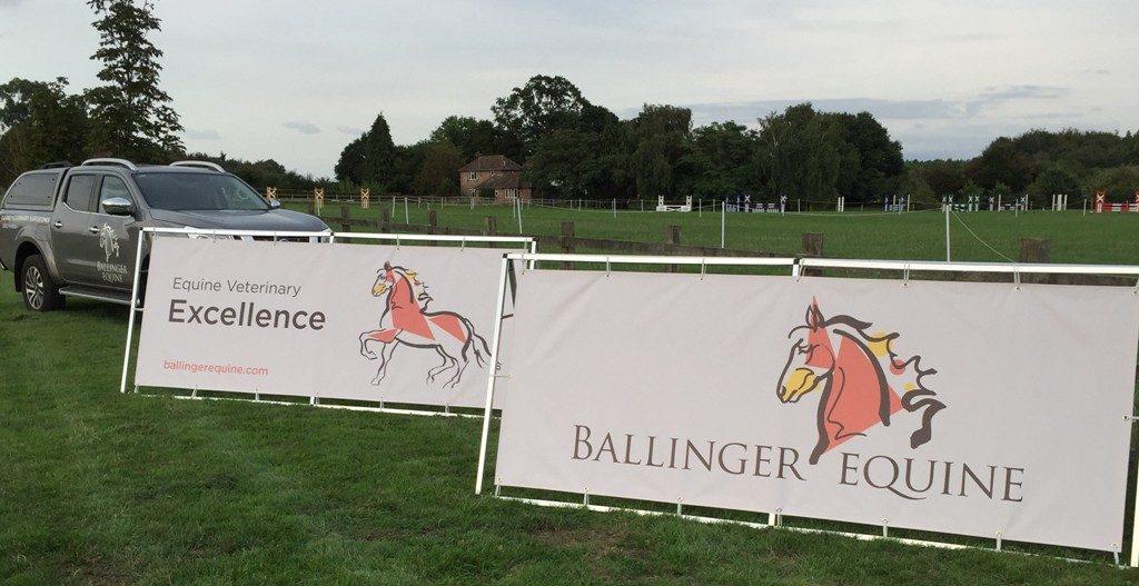 Puckeridge Western Pony Club Open Novice One-Day Event