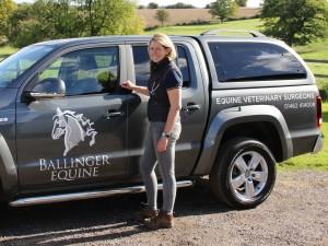 Ballinger Equine - Emergency Service Vets